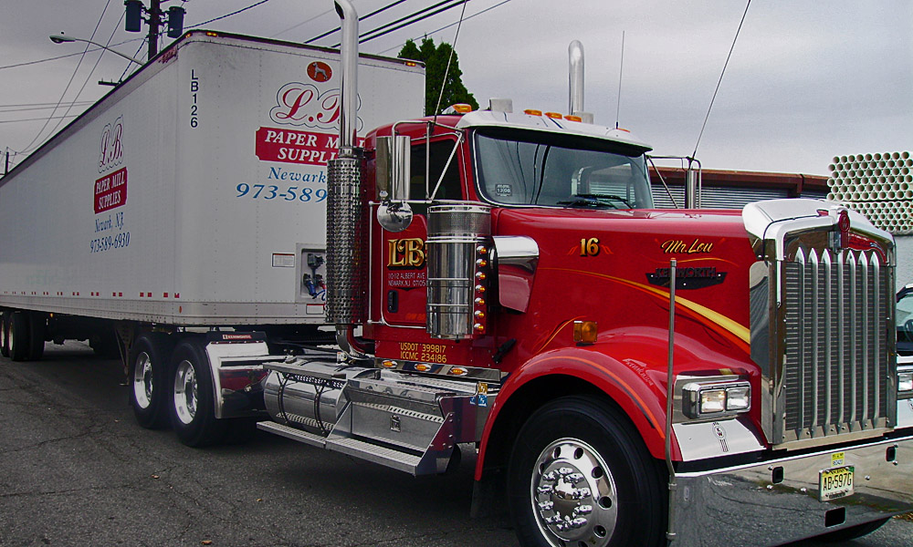 Reliable, family-owned and trustworthy tri-state trucking services